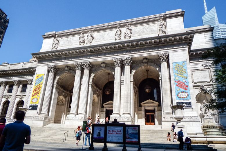 New York City Library