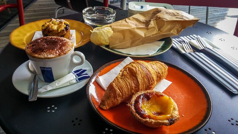 Where to eat in Porto, Portugal: Clerigos