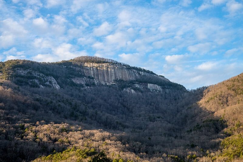 Table Rock Mountain at Table Rock State Park
