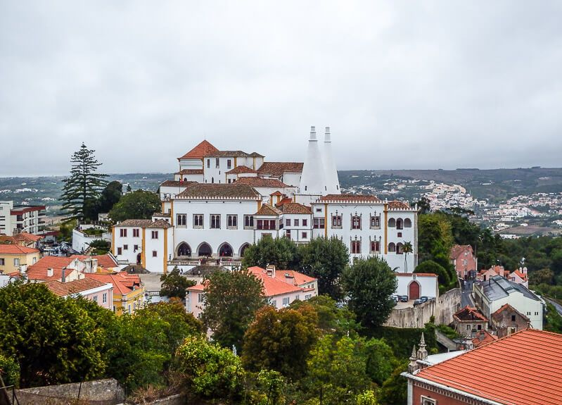 Sintra's National Palace