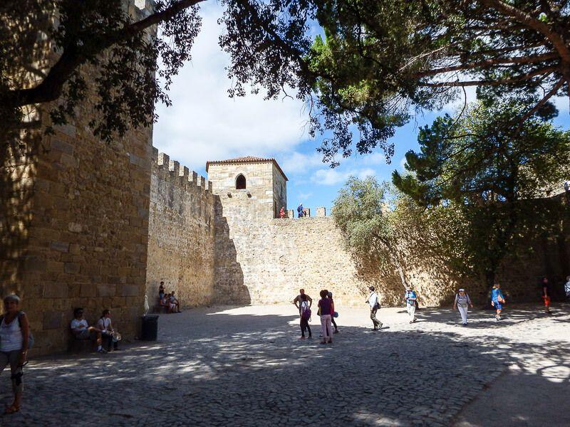 Lisbon Castle