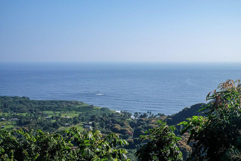 Road to Hana Guide: Wailua Peninsula Lookout