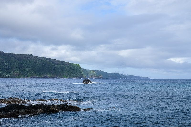 Road to Hana Guide: Ke'ane Peninsula
