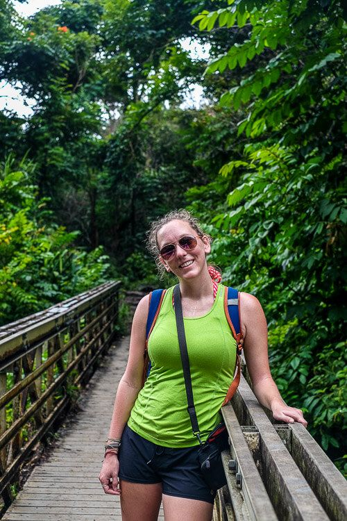 Pipiwai Trail to Waimoku Falls