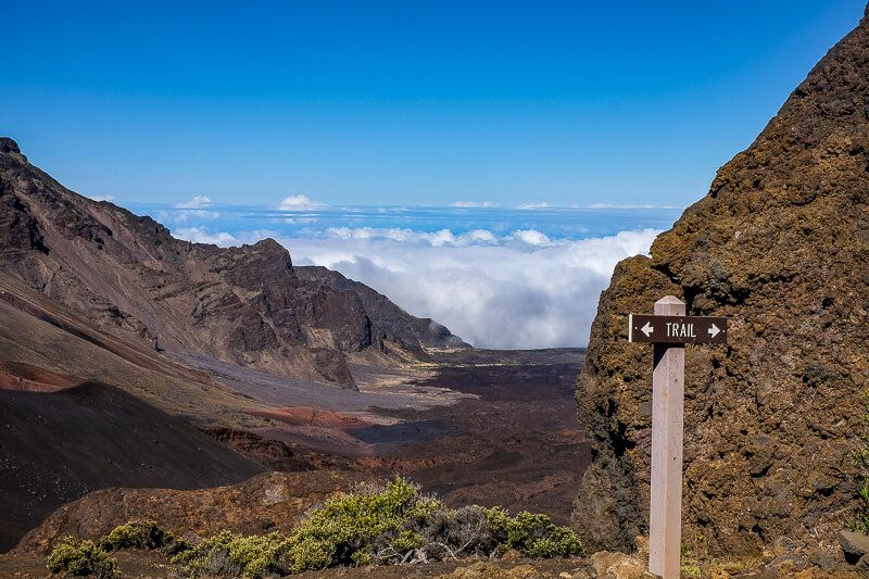 Haleakala: Sliding Sand Trail