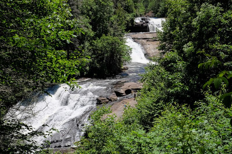 Dupont State Forest: Triple Falls