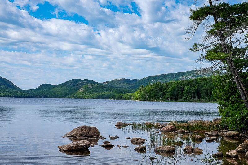 Acadia National Park: Eagle Lake
