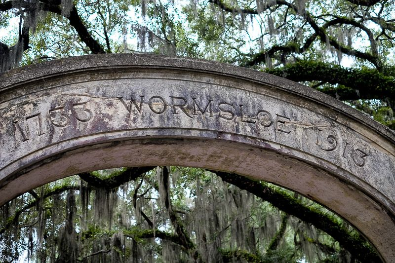 20 Photos of Georgia: Wormsloe, Savannah