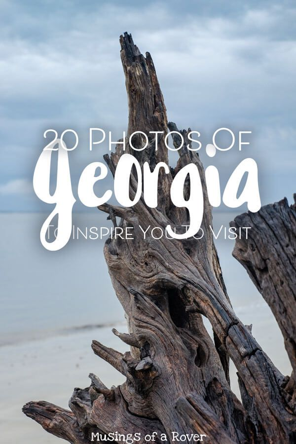 The Georgia Coast along the United States may be small, but it's hauntingly beautiful. See my favorite photos of Georgia from my 5 day trip to St. Marys, Jekyll Island, and Savannah.