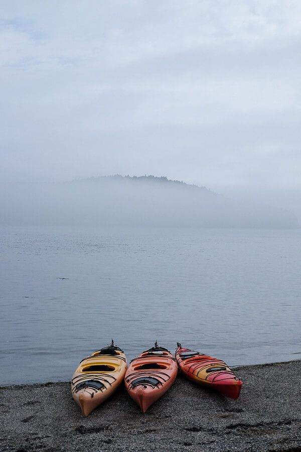 Sea Kayaking in Bar Harbor