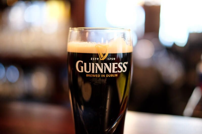 Greenville, SC: Guinness