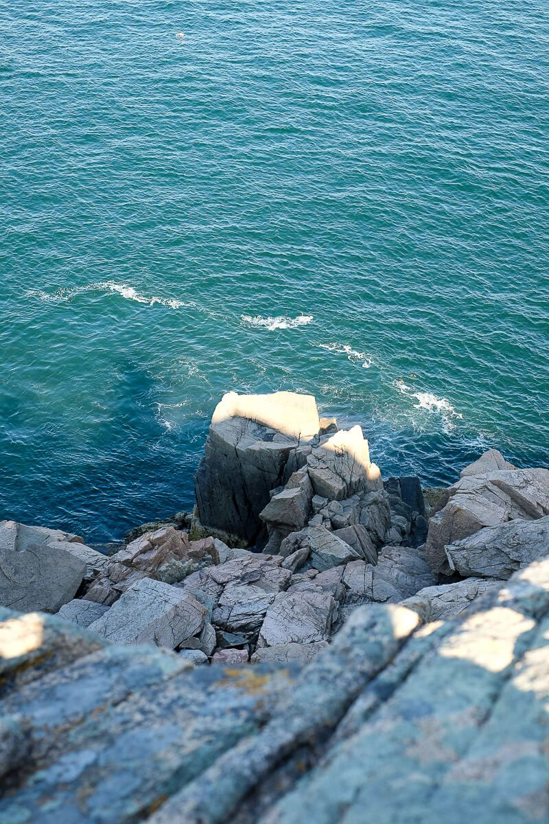 Acadia National Park: Otter Cliffs