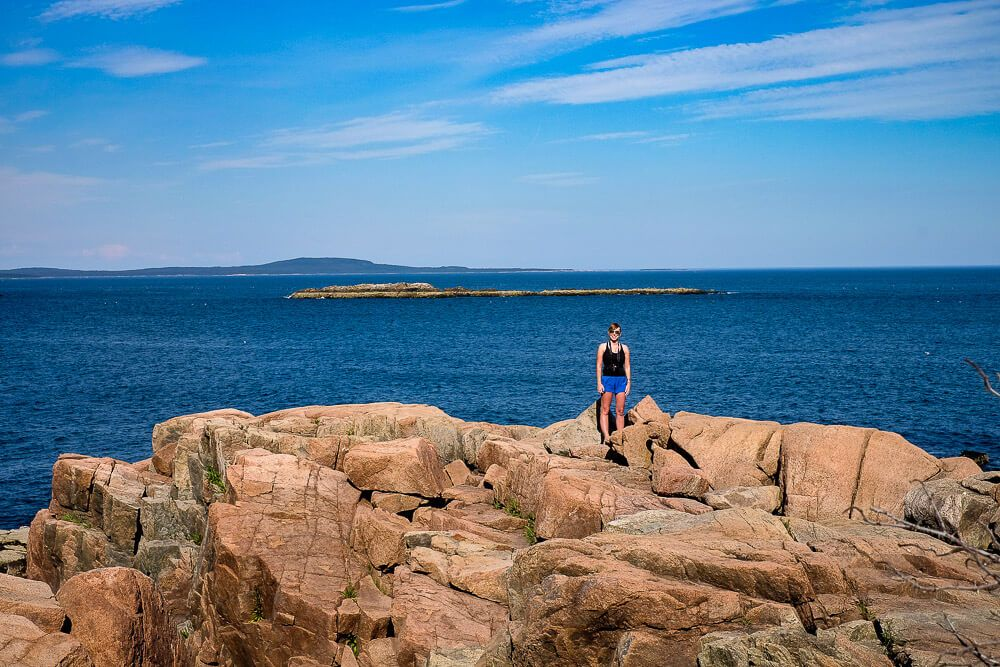 Things to do in Acadia National Park: Park Loop Rd