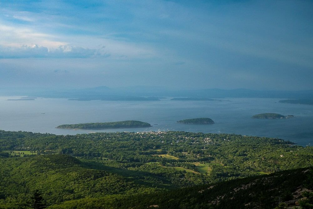 Things to do in Acadia National Park: Cadillac Mountain