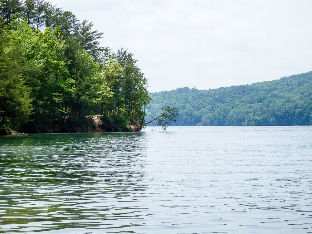 Things to do in Greenville in Summer: Lake Jocassee