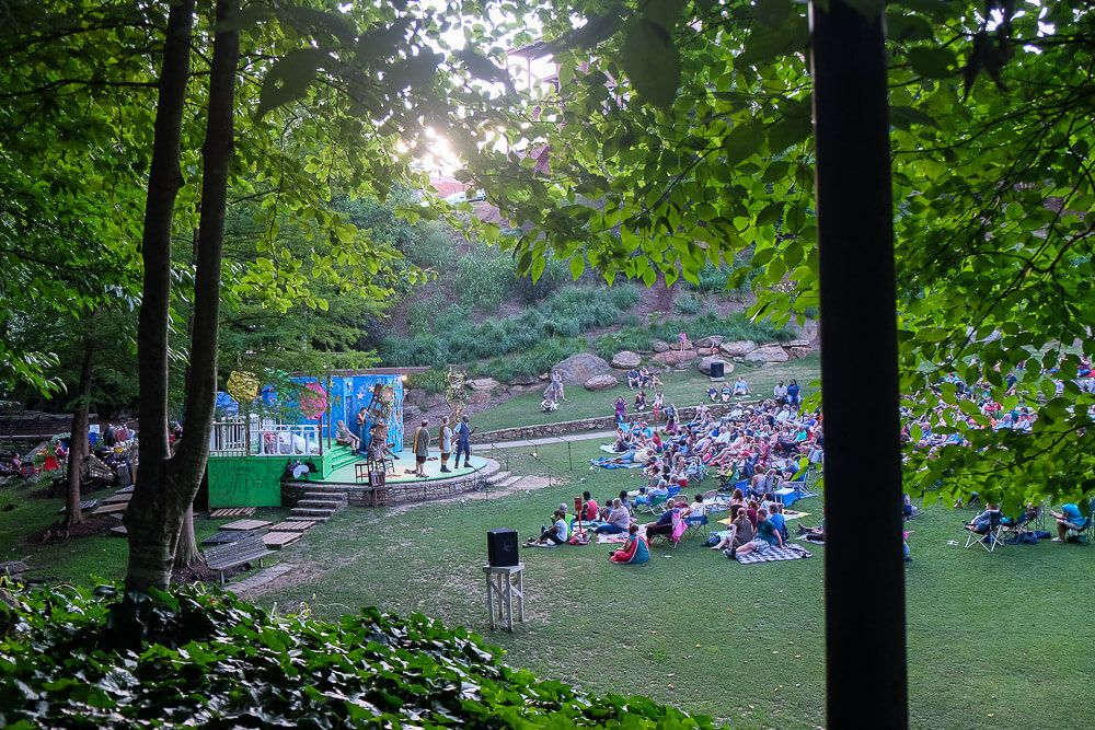 Things to do in Greenville in Summer: Shakespeare Festival