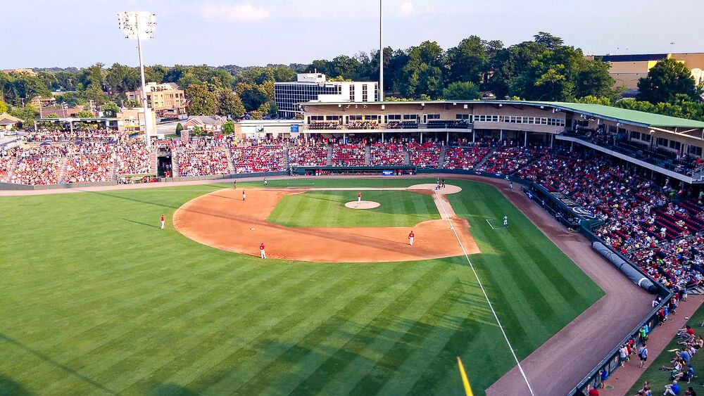 Things to do in Greenville in Summer: Greenville Drive
