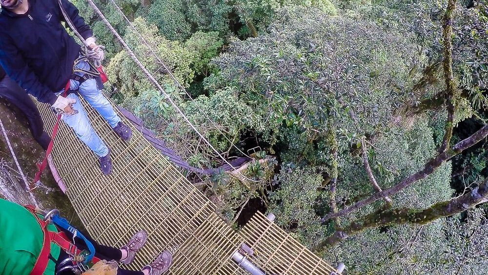 Monteverde Zip Line Tour with Original Canopy Tour & A Monteverde Zip Line Tour with Original Canopy Tour [Review]