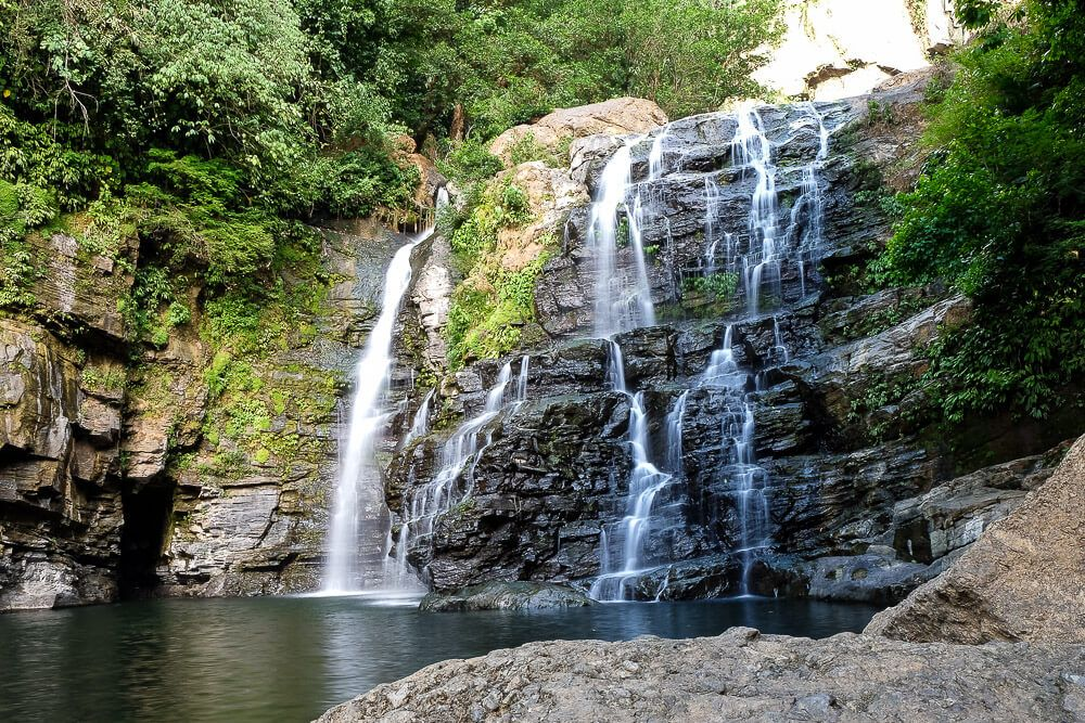 Waterfalls in Uvita: Naucaya Waterfalls