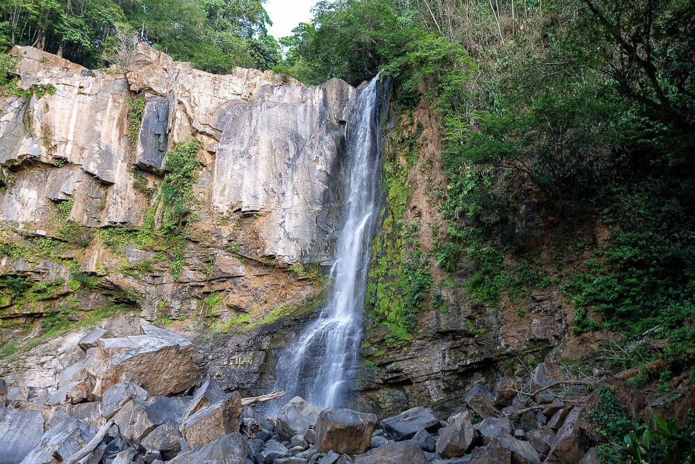 Waterfalls in Uvita: Nauyaca Waterfalls