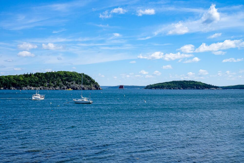Bar Harbor Itinerary