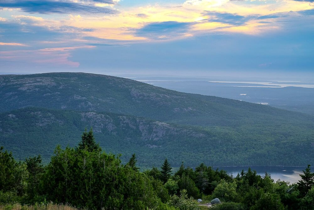 Bar Harbor Itinerary: Cadillac Mountain