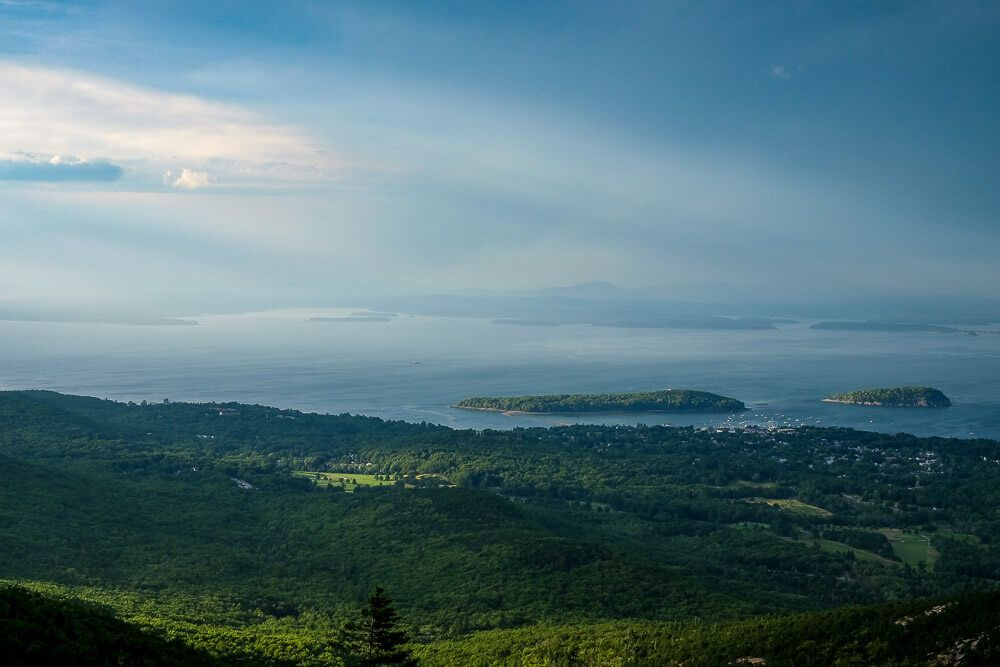 Photos of Bar Harbor: Cadillac Mountain