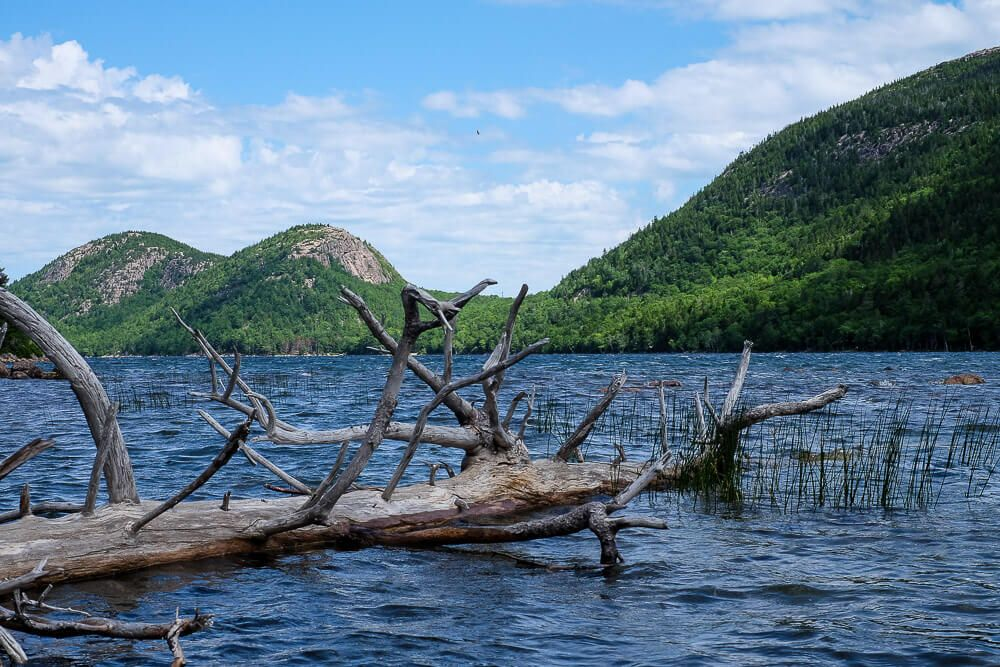 Photos of Bar Harbor: Jordan Pond