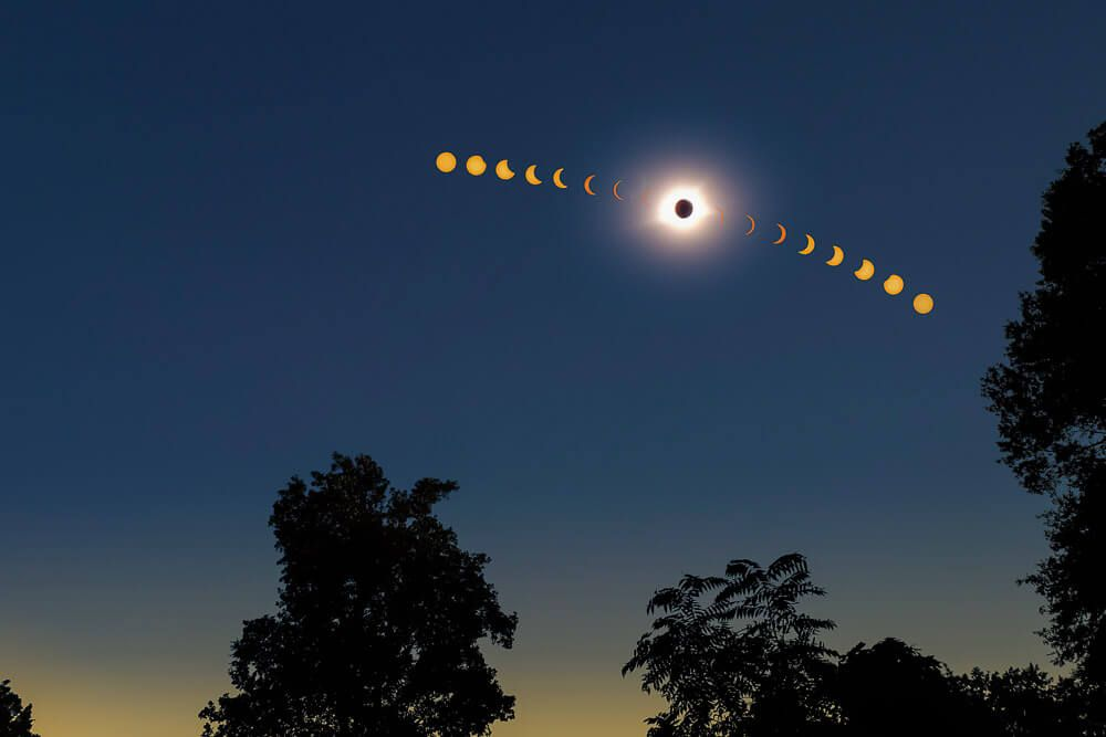 Solar Eclipse 2017 Photography