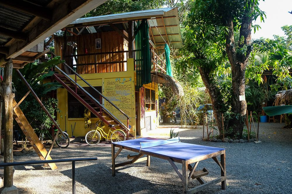 Uvita Hostel: The Flutterby House