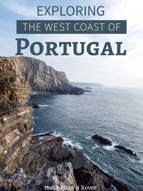 To see the wild side of the Algarve, I decided to hike the west coast of Portugal with the West Coast Adventure Co. Cliffs. Sea arches, and sunsets await.
