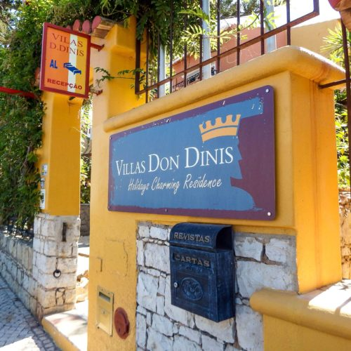 Tranquility at Villas D. Dinis