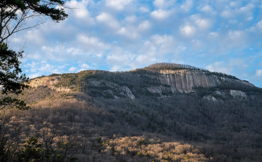 Hiking the Table Rock Trail