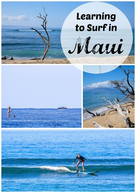Learning to surf in Maui is a must during your visit. But what company should you choose? I picked Maui Surfer Girls. Find out why they're the best!