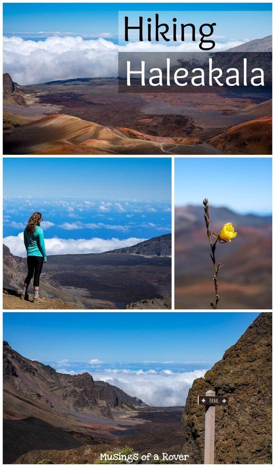 The Sliding Sands Trail is one of Haleakala's most beautiful hikes. Cinder cones, a kaleidoscope of colors, shimmering plants, and more. You don't have to hike the entire trail to see what Haleakala has to offer. Find out what it's like here!