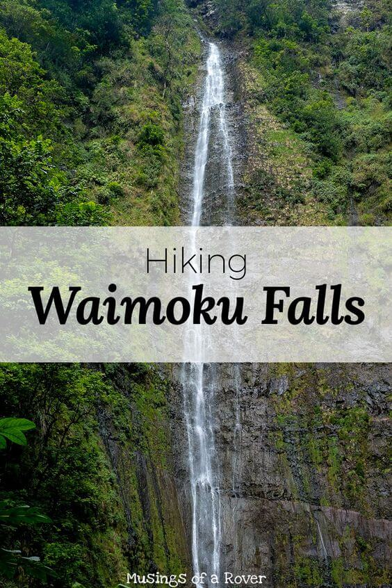 If you're heading to Kipahulu on Maui, don't miss Waimoku Falls! This 400ft waterfall is located at the end of the Pipiwai Trail (just 2 miles from the visitor center). Find out why seeing this waterfall is a must on the Road to Hana.