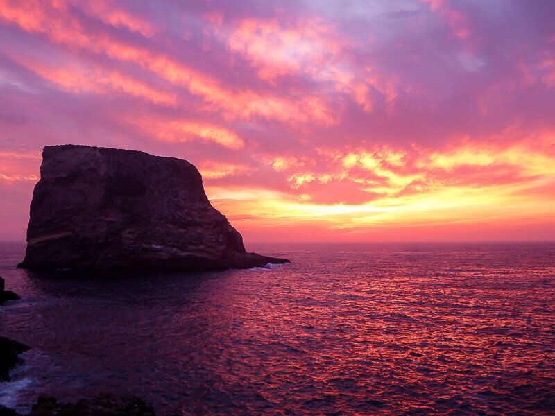 West Coast of Portugal