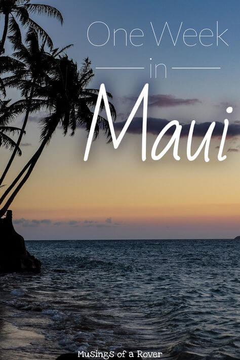 There's so much to see & do in Maui: snorkeling, beaches, waterfalls. But where to start? Here's a Maui itinerary packed with everything you need to see in Kihei, Paia, and the Road to Hana.