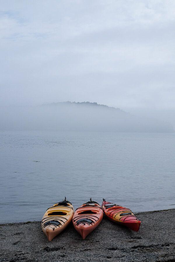 Sea Kayaking in Bar Harbor