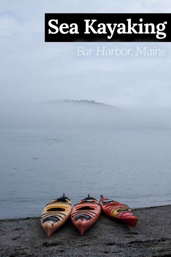 Sea kayaking in Bar Harbor, Maine (USA) is a very popular activity. I've done guided tours with Coastal Kayaking Tours and National Park Sea Kayak Tours. Find out if it's worth your time and money!
