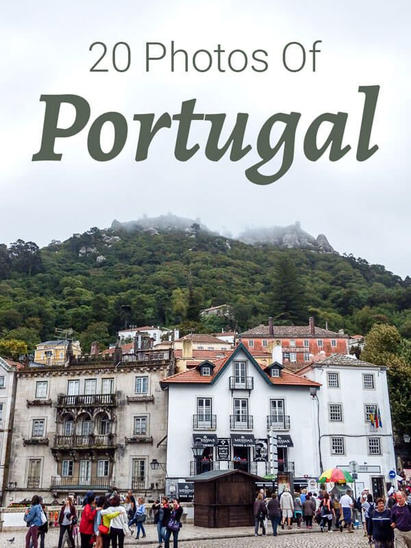 Have you ever wanted to visit Portugal? Then don't miss out on these photos. Here are 20 photos of Portugal to inspire you to visit this small country!