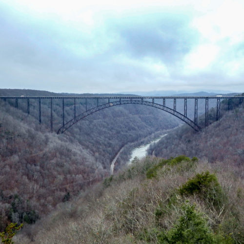 Hiking in Fayetteville, WV: A Tale of Two Hikes