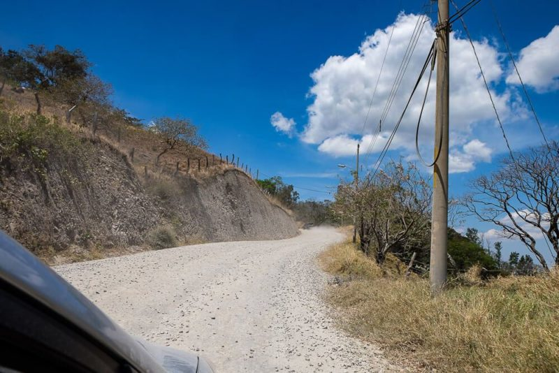 10 day Costa Rica Budget: Driving