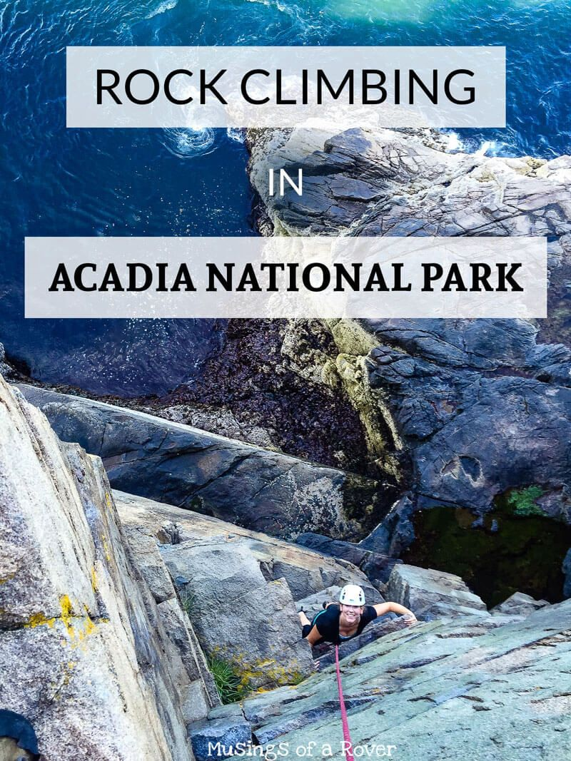 Rock Climbing in Acadia National Park is an exhilarating experience for both those new to climbing and experienced climbers. Two companies in Bar Harbor, Maine offer guided climbs into the park. Find out about my climbing experience at both Pebble Beach and Otter Cliffs.