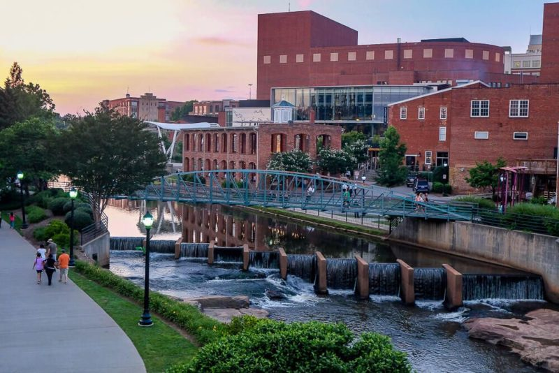 Things to do in Greenville in Summer
