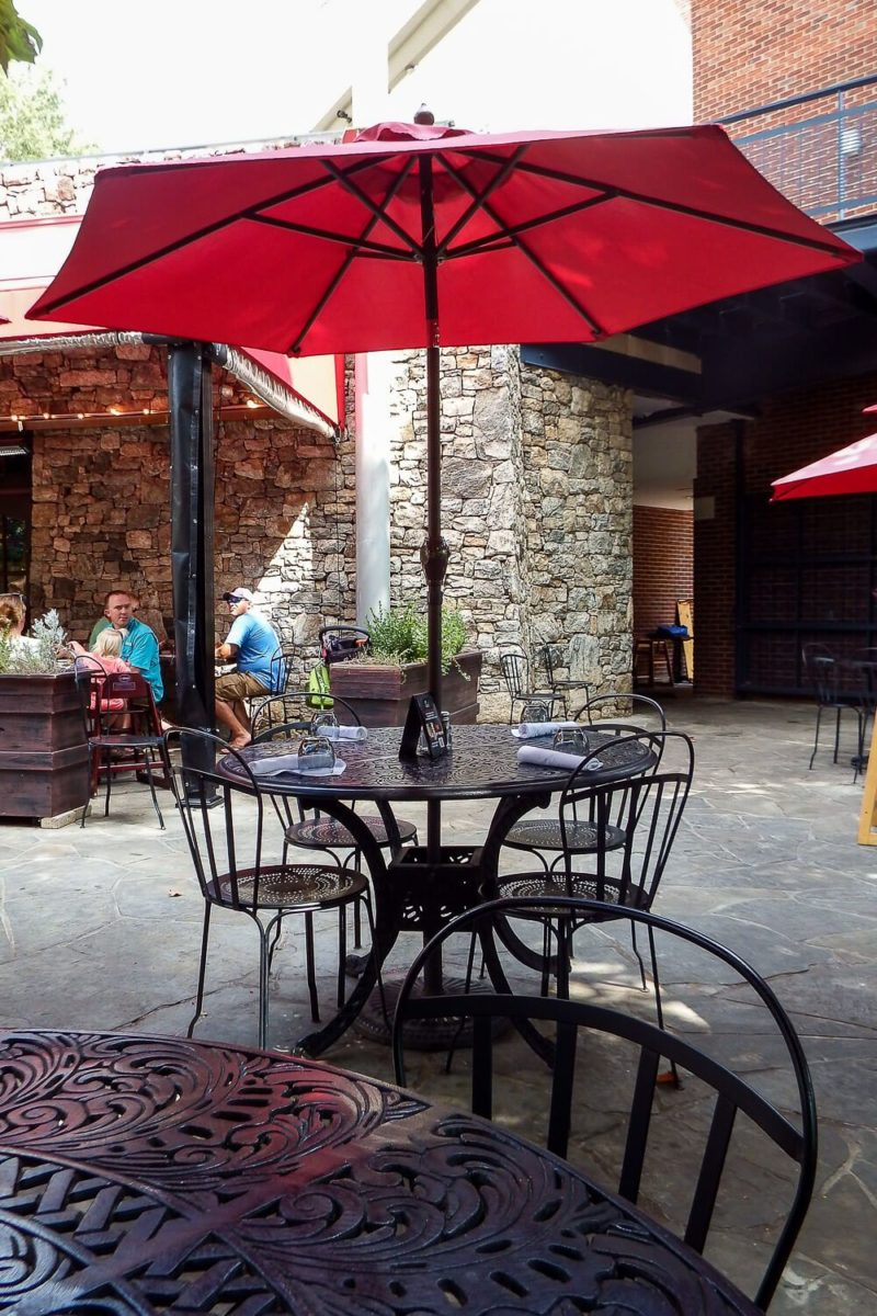 Things to do in Greenville in Summer: Restaurant Week