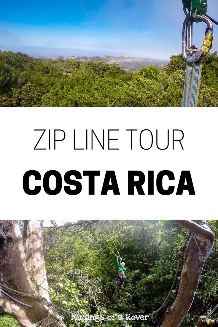 Want to go ziplining during your trip to Costa Rica? Original Canopy Tour offers a Tarzan swing, 14 ziplines, a rappel, and a hollow tree climb. Find out if this is the Monteverde zip line tour for you.
