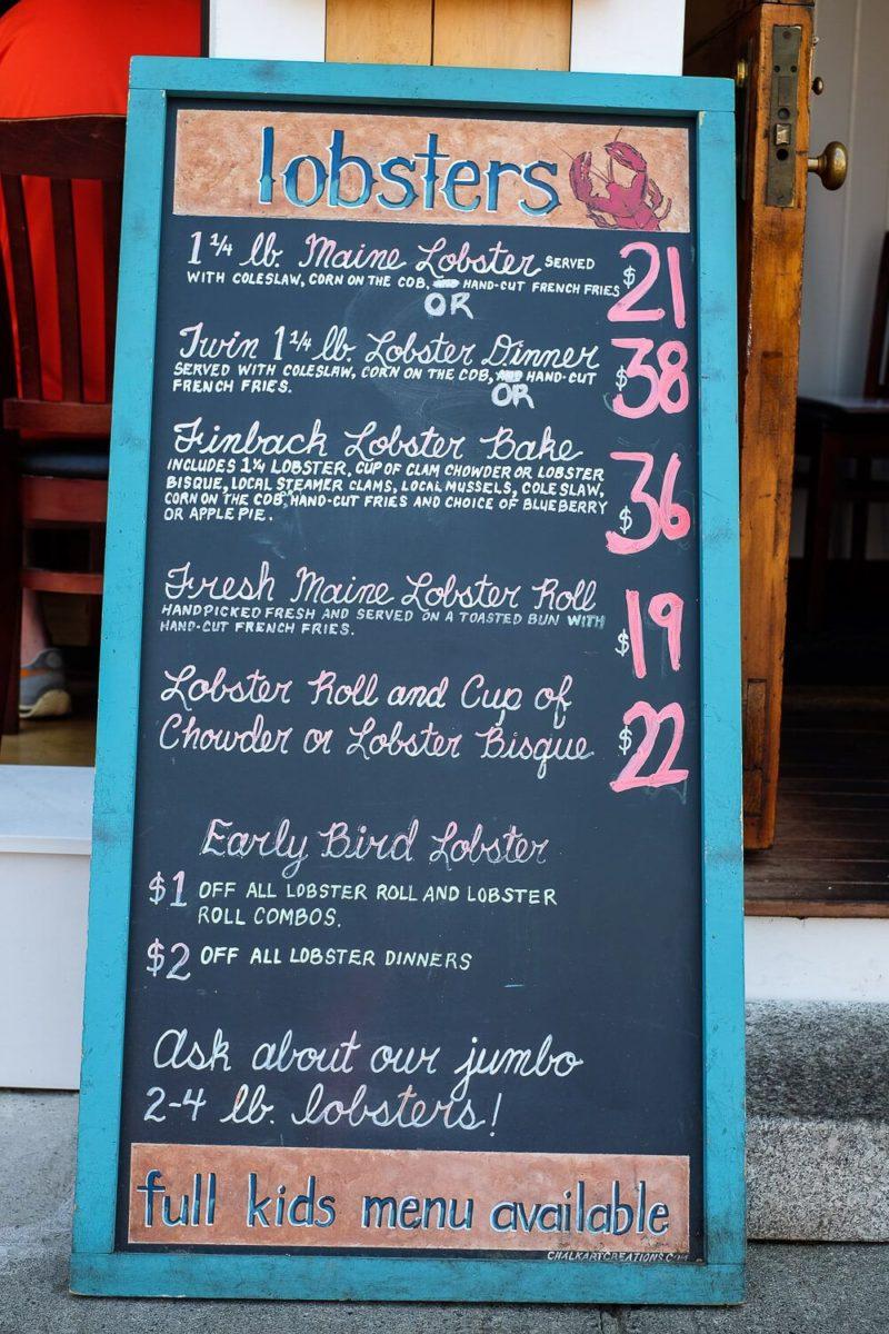 Bar Harbor Itinerary