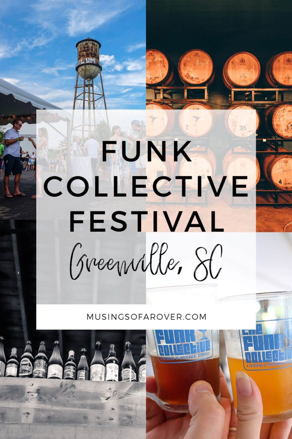 The Funk Collective Festival is a beer festival in Greenville, SC that focuses on sour and funky beers. It's hosted by Birds Fly South. Every other year you can find it at Revelry Brewery in Charleston, SC. Find out if you should go!