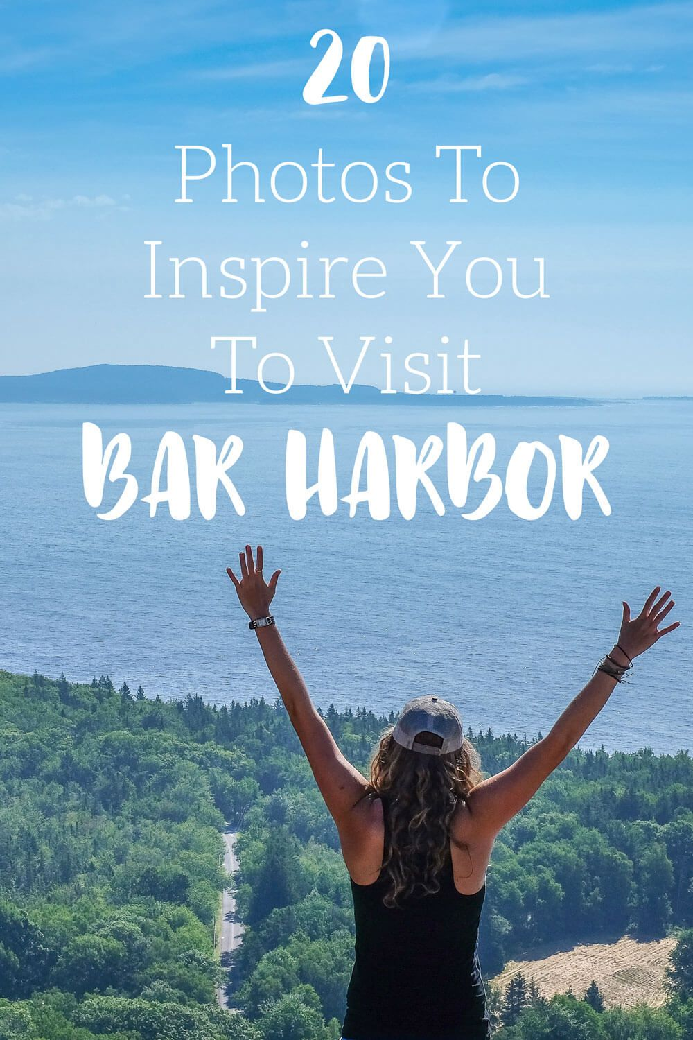 Interested in visiting Bar Harbor, Maine? Need more inspiration for your visit? Check out these photos of Bar Harbor to see the best of what this seaside town has to offer! Hiking, biking, mountaintop views, sea kayaking, and more.